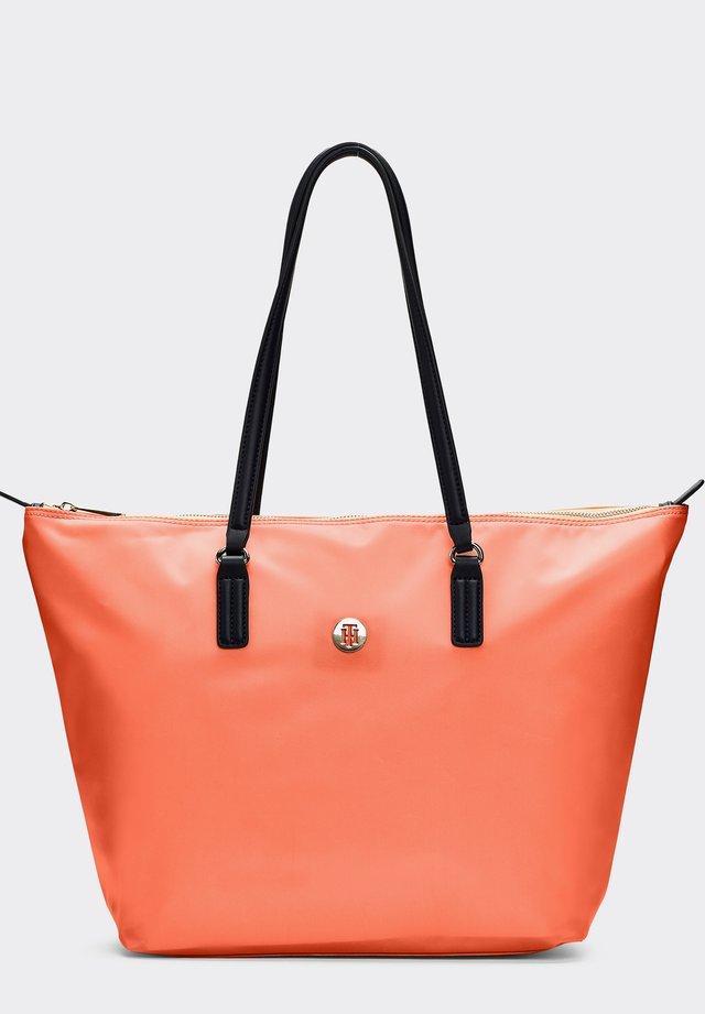 POPPY - Handbag - island coral