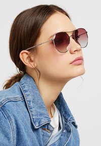Tommy Hilfiger - Sonnenbrille - silver-coloured - 1