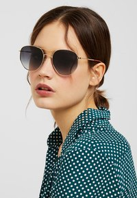 Tommy Hilfiger - Sunglasses - gold-coloured - 1