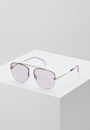 Okulary przeciwsłoneczne - light gold