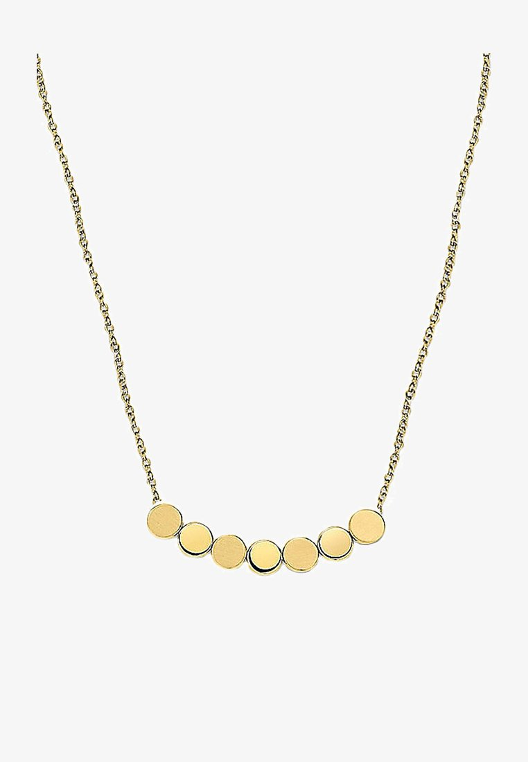 Tommy Hilfiger - CLASSIC SIGNATURE - Halskette - gold-coloured