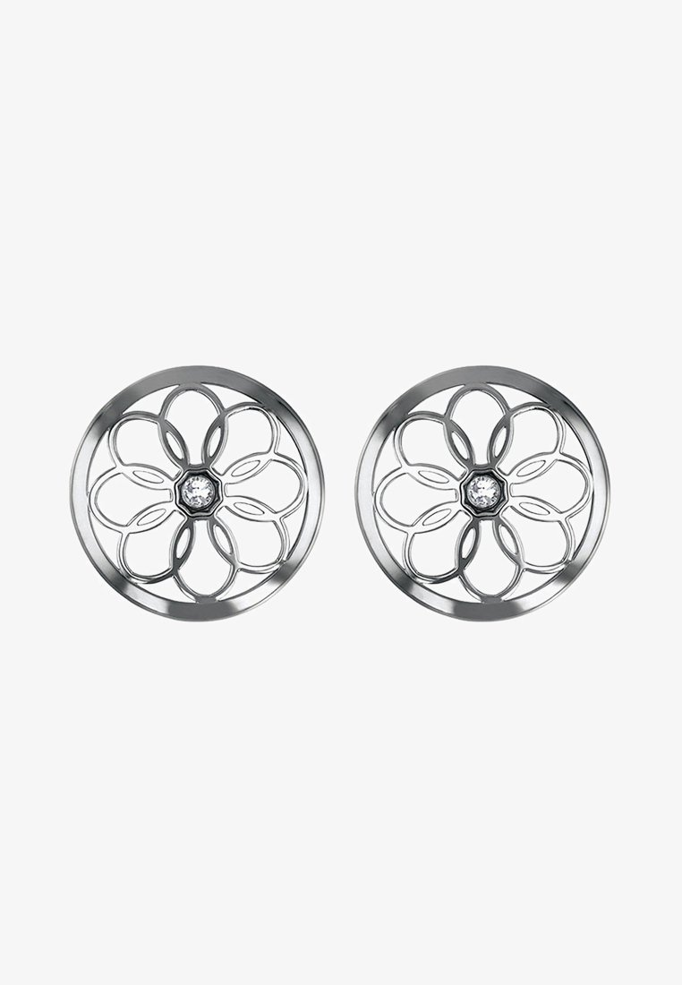 Tommy Hilfiger - Boucles d'oreilles - silver coloured