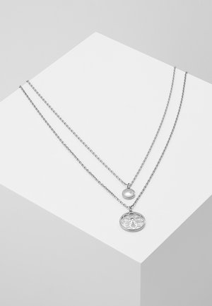 CASUAL CORE - Necklace - silver-coloured