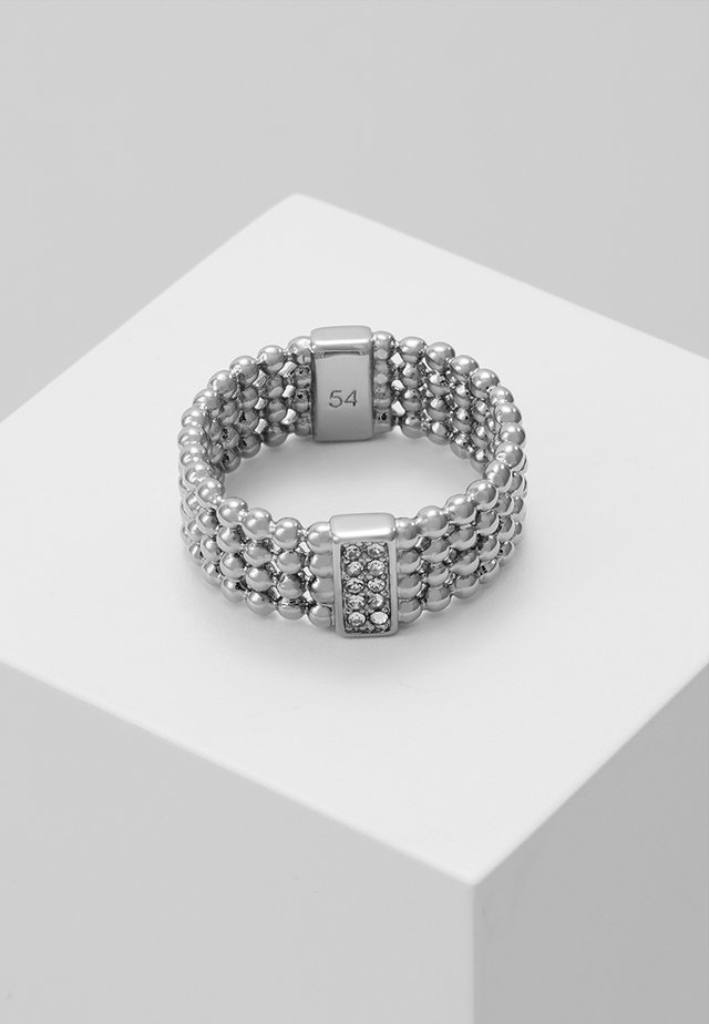 DRESSED UP - Ring - silver-coloured