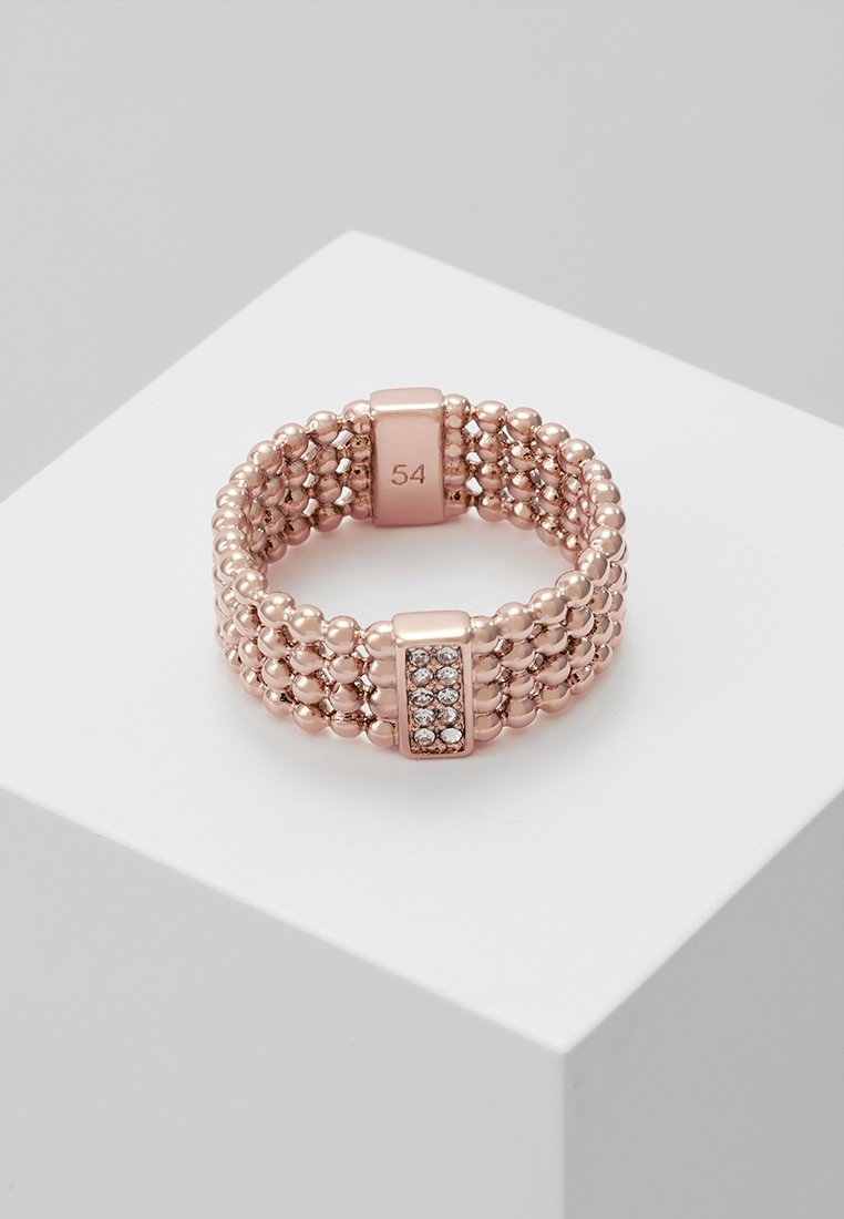 Tommy Hilfiger - DRESSED UP - Anillo - rosegold-coloured