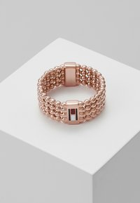 Tommy Hilfiger - DRESSED UP - Ring - rosegold-coloured