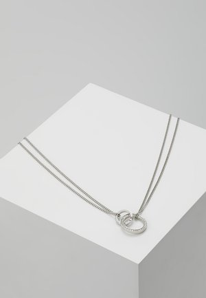 DRESSED UP - Collana - silver-coloured