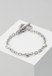 Tommy Hilfiger - FINE - Náramek - silver-coloured - 2