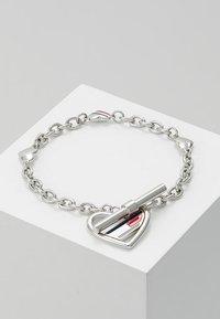 Tommy Hilfiger - FINE - Náramek - silver-coloured - 0