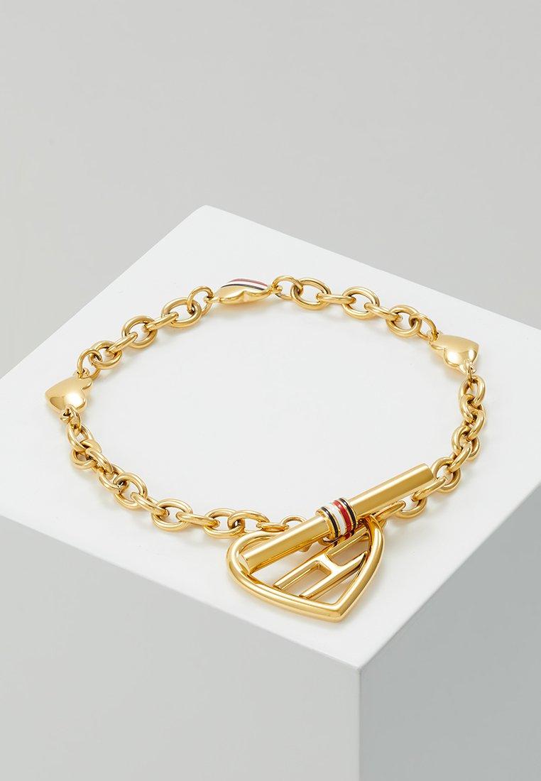 Tommy Hilfiger - FINE - Bracelet - goldfarben