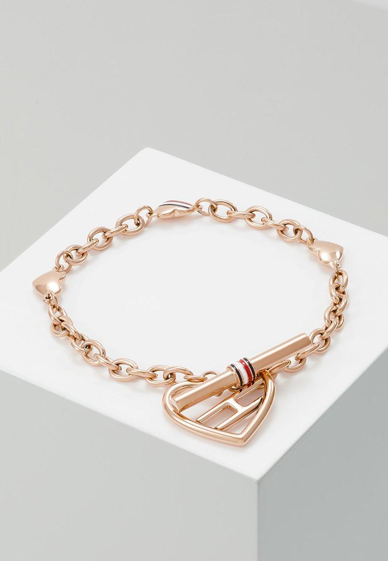 Tommy Hilfiger - FINE - Armband - rosé