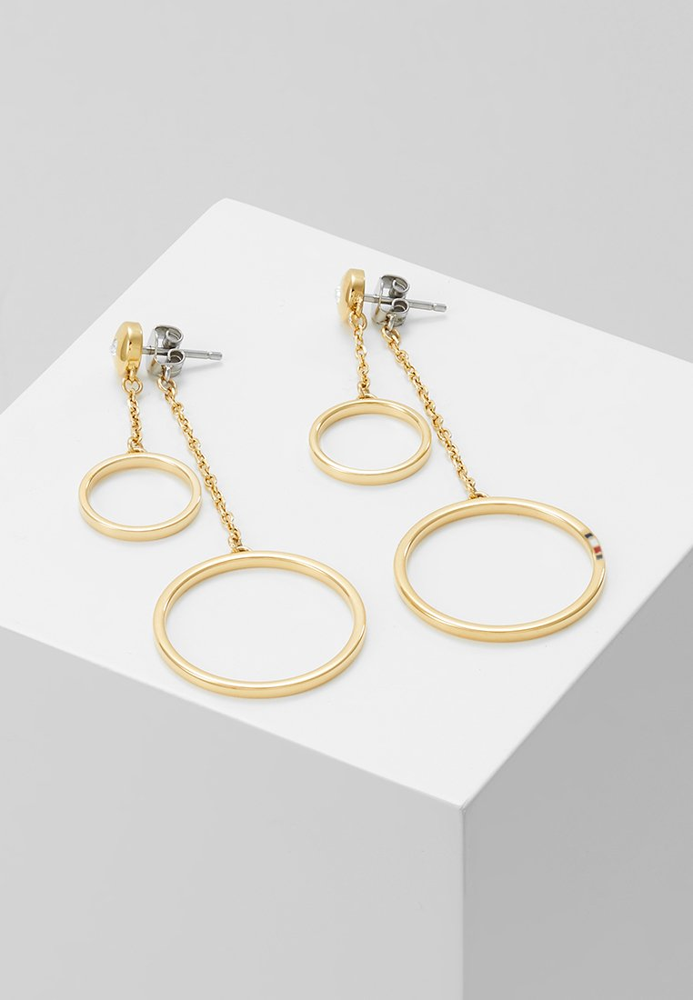 Tommy Hilfiger - FINE - Earrings - gold-coloured
