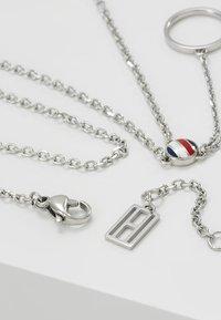 Tommy Hilfiger - FINE - Necklace - silver-coloured - 3