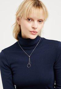 Tommy Hilfiger - FINE - Necklace - silver-coloured - 1