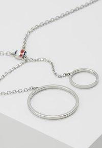 Tommy Hilfiger - FINE - Necklace - silver-coloured - 5