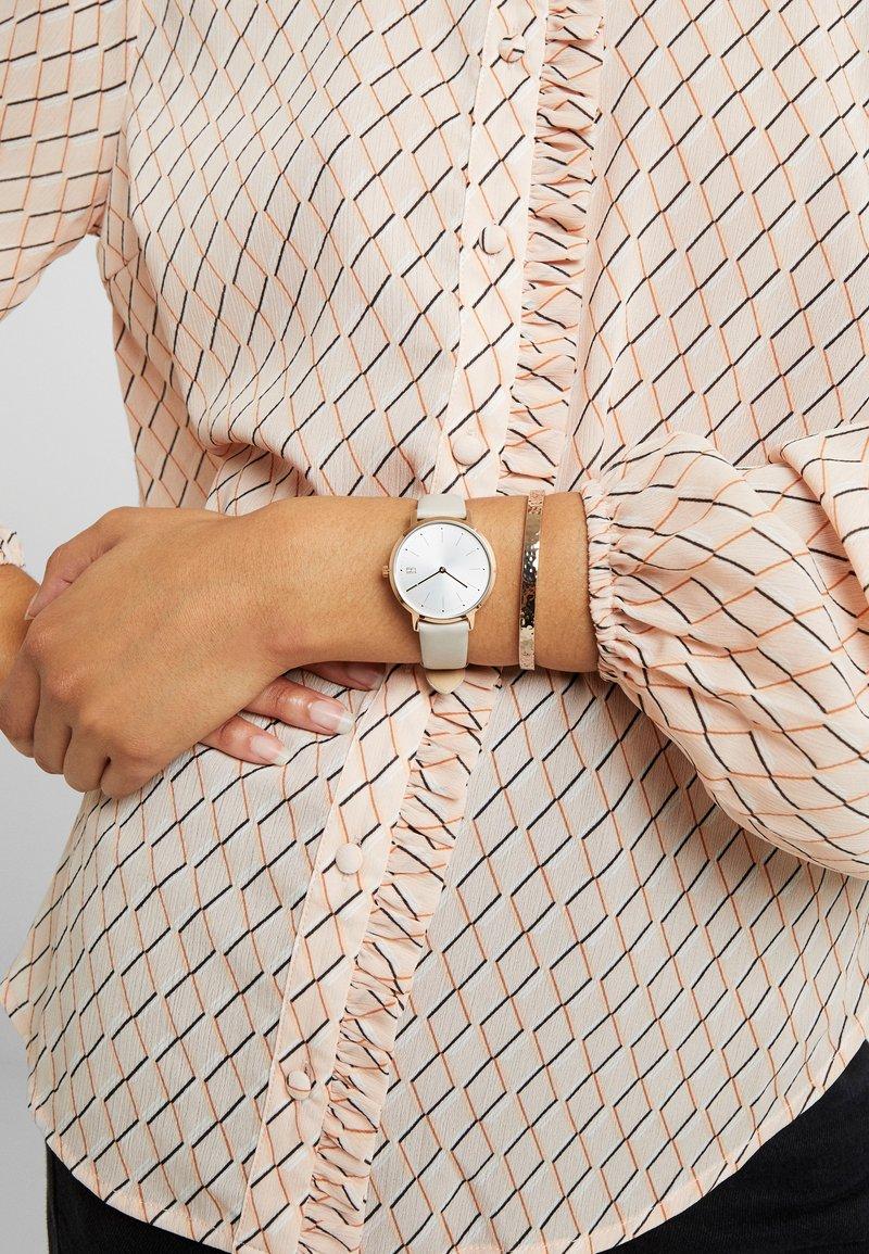 Tommy Hilfiger - BRACELET SET - Horloge - roségold-coloured
