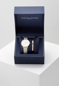 Tommy Hilfiger - BRACELET SET - Horloge - roségold-coloured - 3