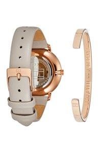 Tommy Hilfiger - BRACELET SET - Horloge - roségold-coloured - 2