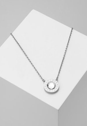 CASUAL - Necklace - silver-coloured