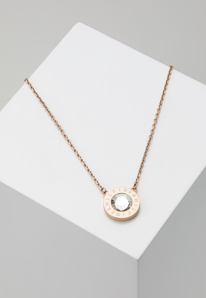Tommy Hilfiger - CASUAL - Necklace - roségold-coloured