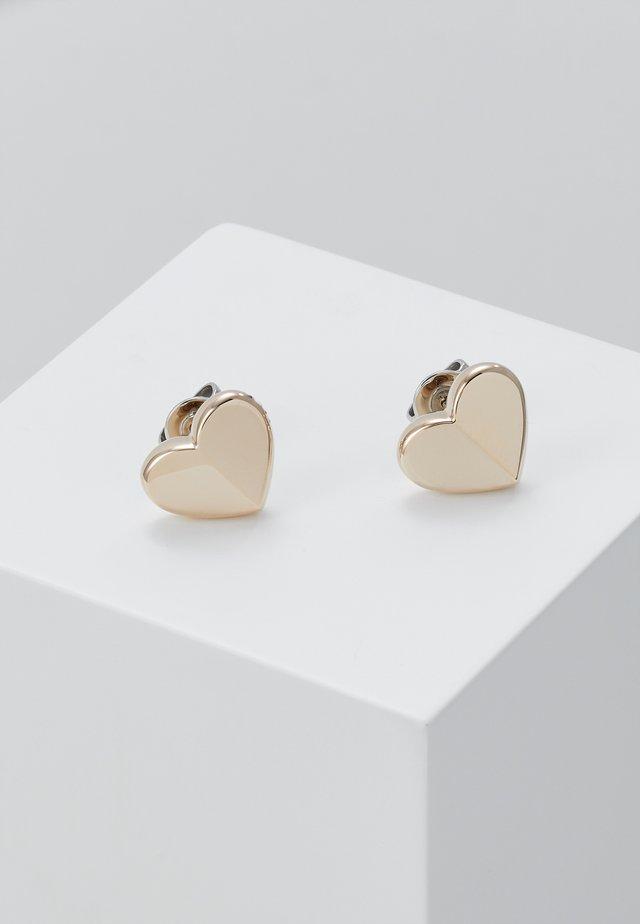 DRESSEDUP - Earrings - rose gold-COLOURED