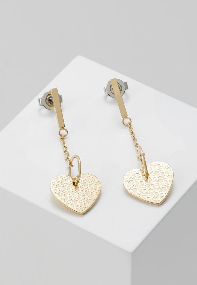 DRESSEDUP - Earrings - gold-coloured