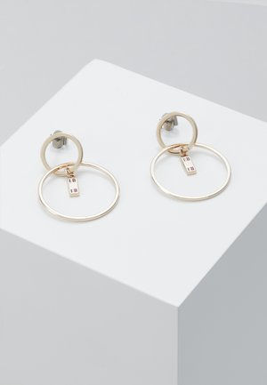 DRESSEDUP - Earrings - rose gold-coloured