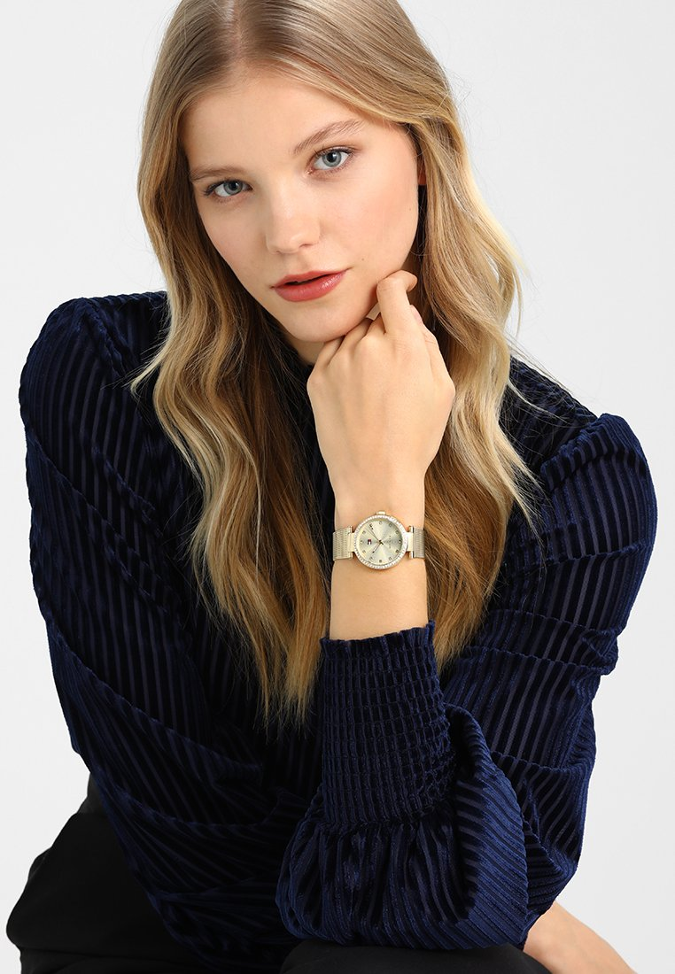 Tommy Hilfiger - SOPHISTICATED SPORT - Watch - gold-coloured