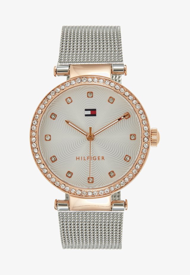 SOPHISTICATED SPORT - Reloj - rose gold-coloured/silver-coloured