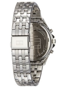 Tommy Hilfiger - ARI DRESSED UP - Hodinky - silver-coloured - 2