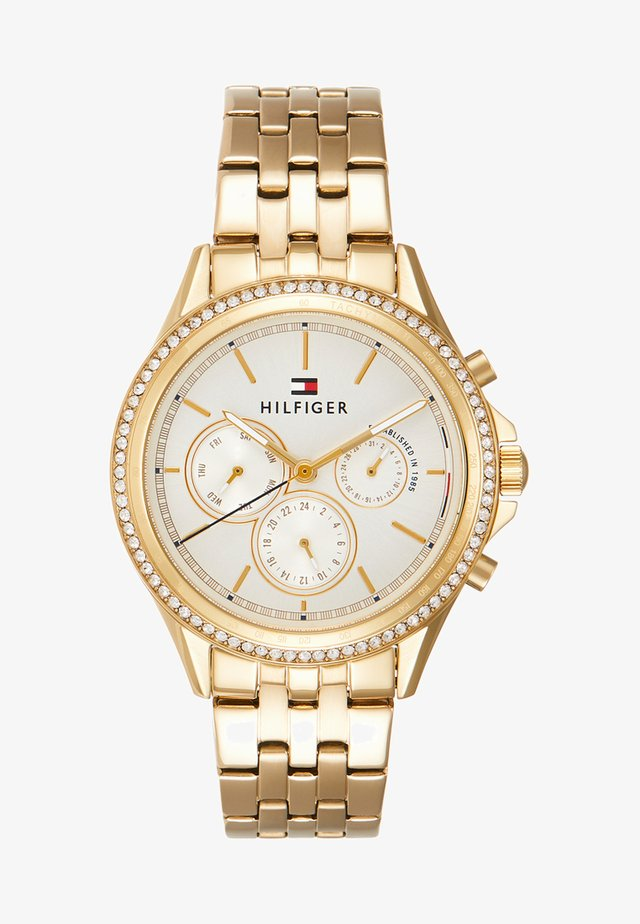 ARI - Chronograph watch - goldcoloured
