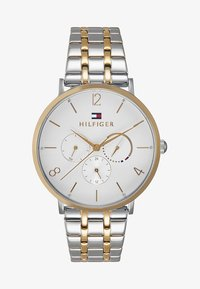 Tommy Hilfiger - JENNA - Hodinky - silver-coloured/gold-coloured - 1