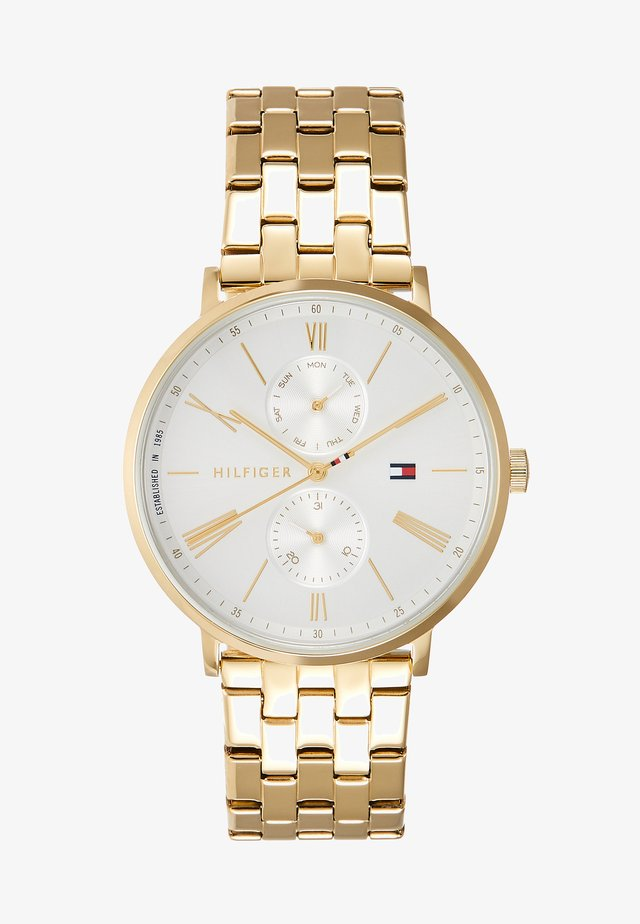 DRESSED UP - Horloge - gold-coloured