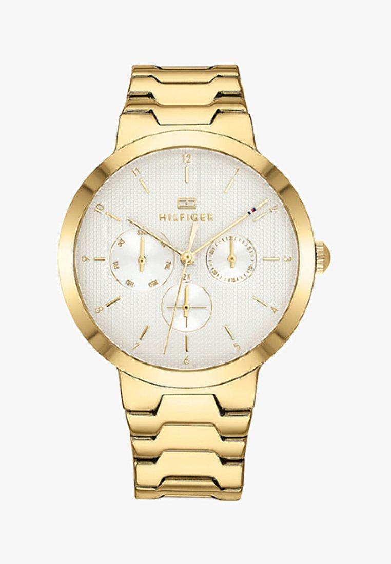 Tommy Hilfiger - Uhr - gold-coloured