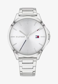 Tommy Hilfiger - Hodinky - silver coloured - 0
