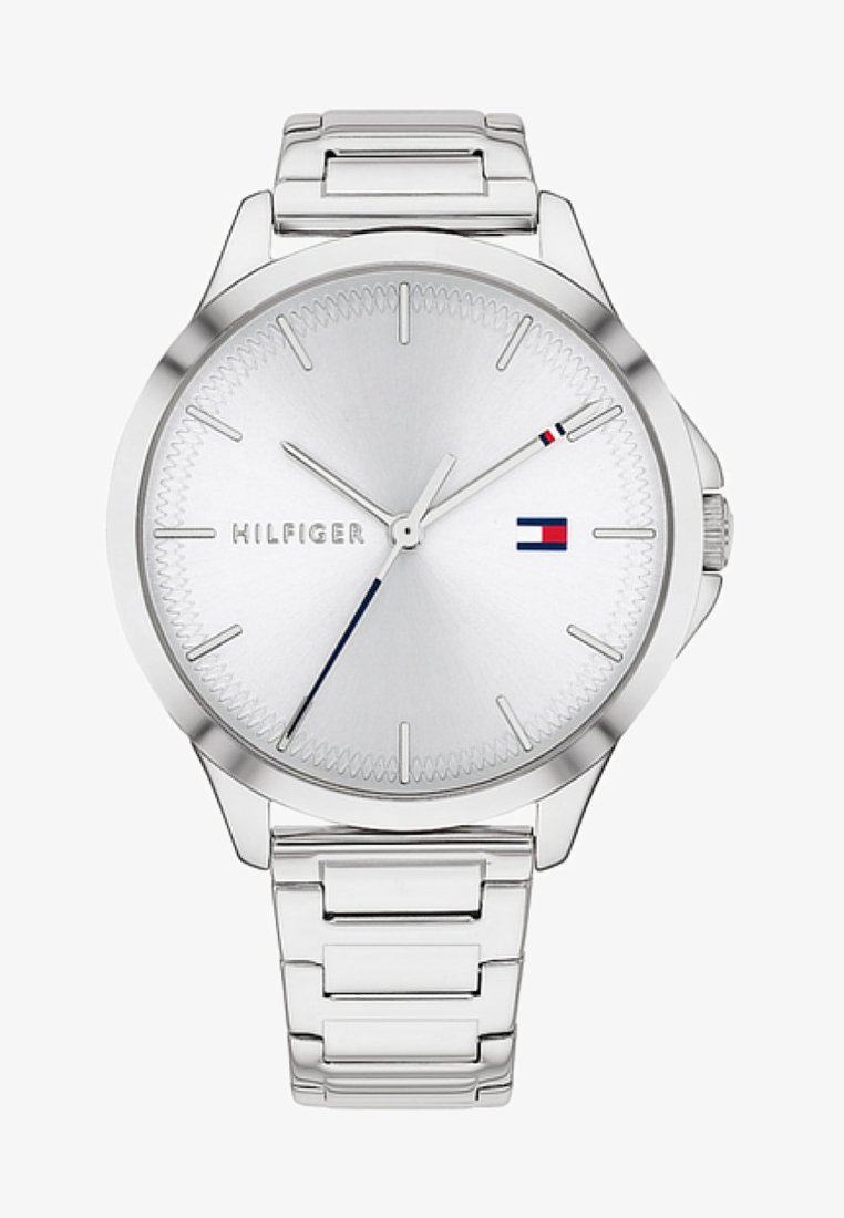 Tommy Hilfiger - Hodinky - silver coloured