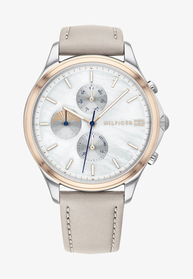 Kronografklockor - grey