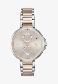 Tommy Hilfiger - DRESSED - Watch - silver-coloured/roségold-coloured - 1