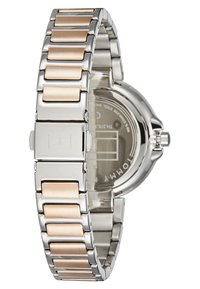 Tommy Hilfiger - DRESSED - Klocka - silver-coloured/roségold-coloured - 2