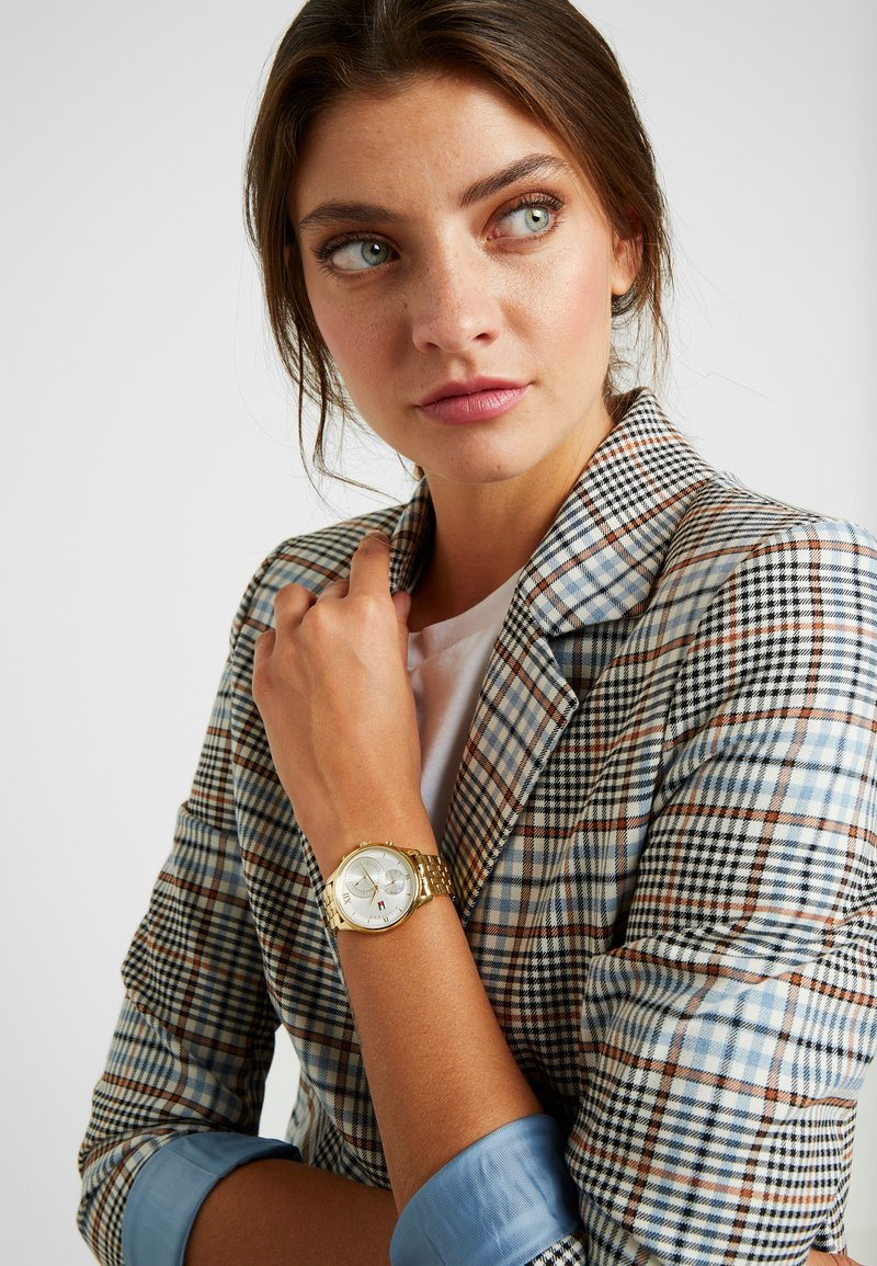 Tommy Hilfiger - MEG - Watch - gold-coloured