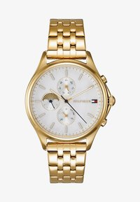 Tommy Hilfiger - CASUAL - Hodinky - gold-coloured - 1