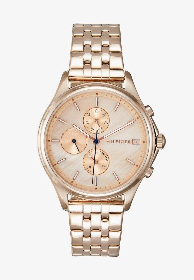 WHITNEY - Horloge - roségold-coloured