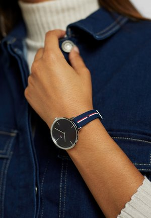 CASUAL - Montre - blau