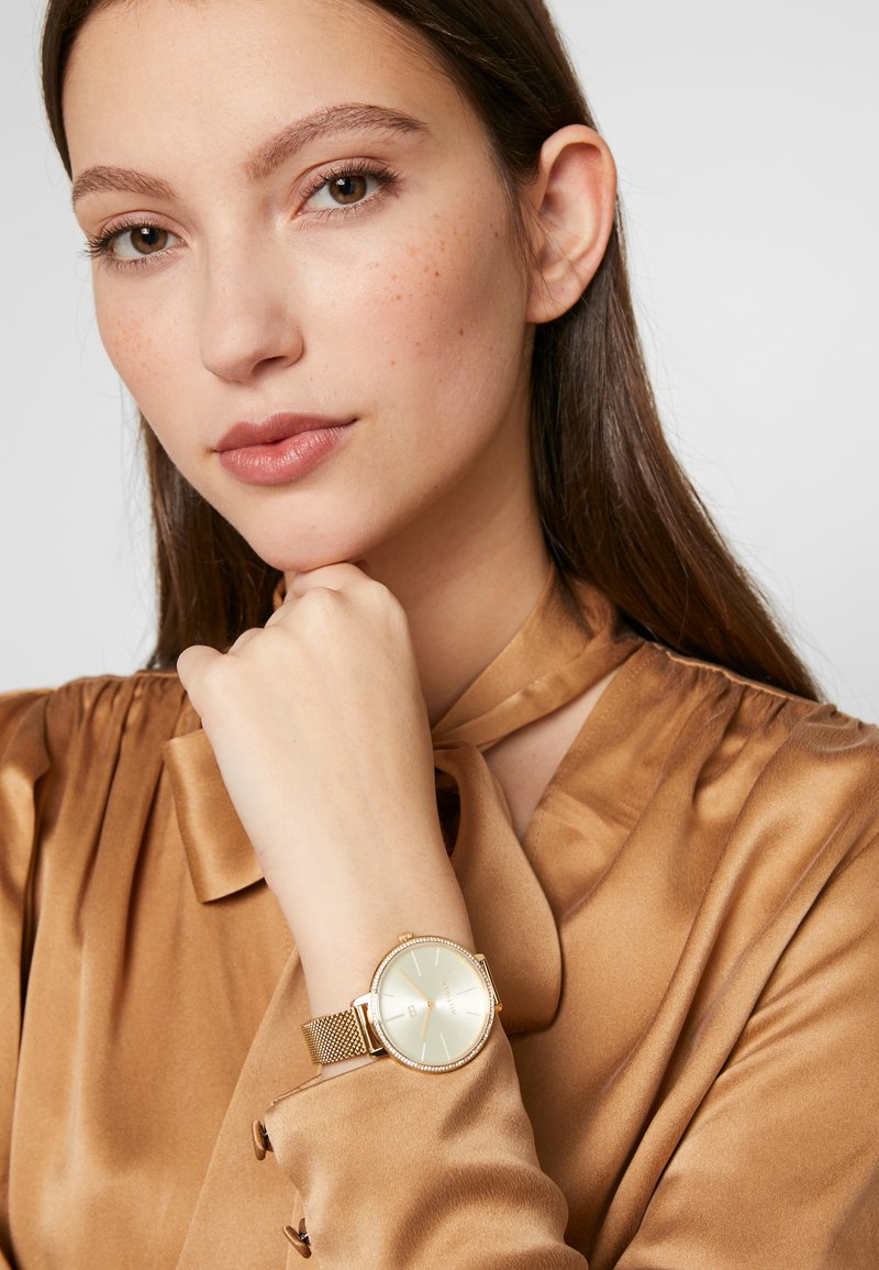 Tommy Hilfiger - KELLY - Horloge - gold-coloured