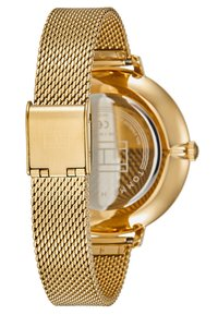 Tommy Hilfiger - KELLY - Hodinky - gold-coloured - 2