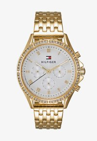 Tommy Hilfiger - ARI - Hodinky - gold-coloured