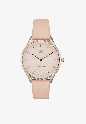 GRAY - Horloge - rose