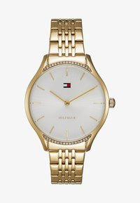Tommy Hilfiger - GRAY - Hodinky - gold-coloured - 0