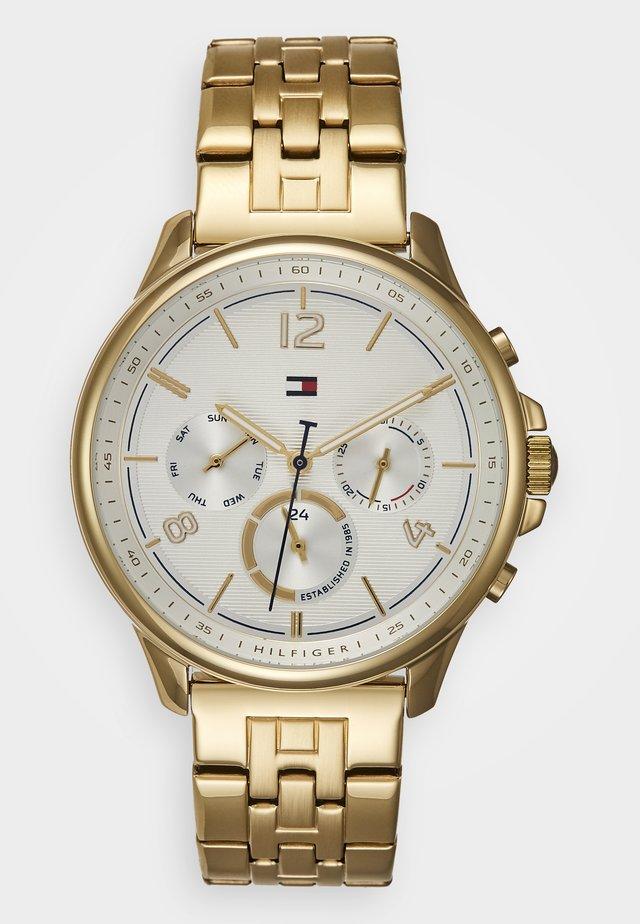 HARPER - Horloge - gold-coloured