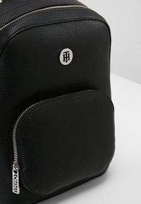 Tommy Hilfiger - CORE BACKPACK - Ryggsekk - black - 6